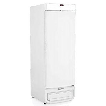 Freezer Vertical Esmeralda Gldf-570c Branco Porta Cega 220V - Gelopar
