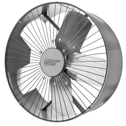 Exaustor Ex2 30Cm Cinza Com Chave Bivolt - Loren Sid