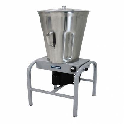 Liquidificador Basculante Baixa Rotacao Lql25127mf60n5 25 Litros 127V - Metvisa