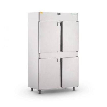 Geladeira Comercial 4 Portas Mc4pp Externo Inox 127V - Refrimate