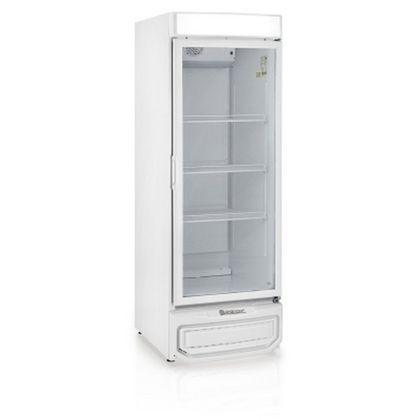 Refrigerador Vertical Esmeralda Gldr-570af Branco Ar Forcado 220V - Gelopar