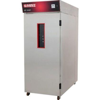 Câmara Climática Cc 1000 Inox Para 40 Bandejas 58X70cm 220 Volts - G.paniz