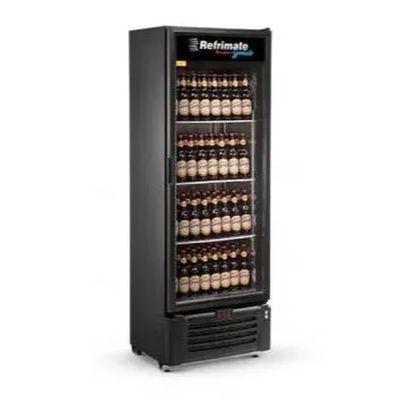 Cervejeira Vcc505s Promo Porta Vidro Preta 127V - Refrimate