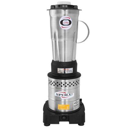 Liquidificador Alta Rotaçao Inox 2 Litros Spl-022x 220V - Spolu