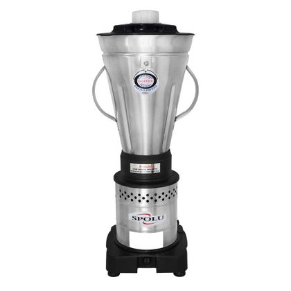 Liquidificador Alta Rotaçao Inox 3,5 Litros 110V Spl-063x - Spolu
