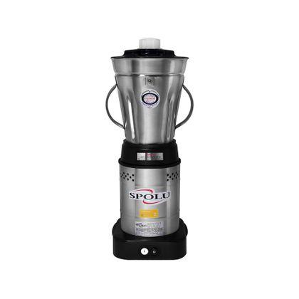 Liquidificador Baixa Rotação Inox 4L Spl-049x Bivolt - Spolu