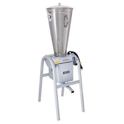 Liquidificador Basculante Baixa Rotacao Spl-065 15 Litros 110V - Spolu