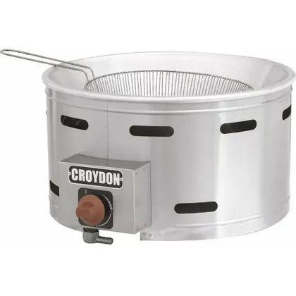 Tacho Fritador Gas Inox 7 Litros Tfgc-g - Croydon