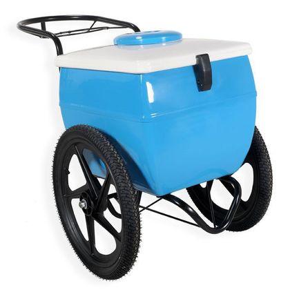 Carrinho Picolé C-403 Azul - Cem