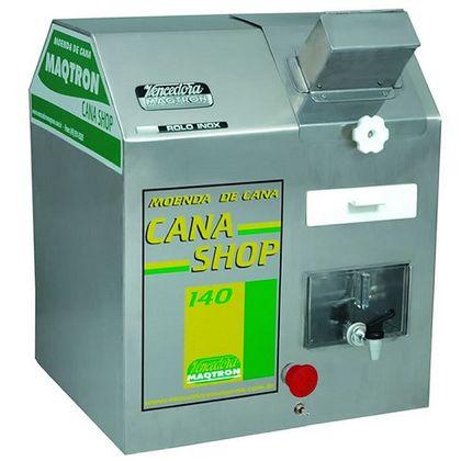 Moenda Cana Shop 140 1,0Cv Rolo Inox 220V 050450010 - Maqtron