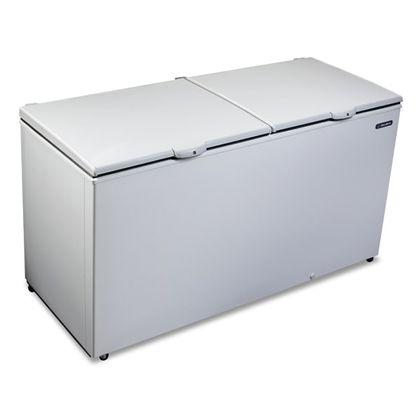 Freezer Horizontal Dupla Acao Da550b 546L 2T 127V - Metalfrio
