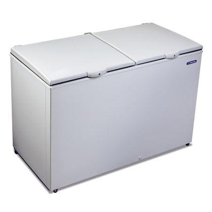 Freezer Horizontal Dupla Acao Da420b 2T 419L 127V - Metalfrio
