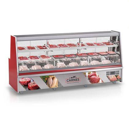 Balcao Refrigerado Avicola Turino Grta-300 Vm S/ Deposito 127V- Gelopar