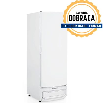 Freezer Vertical Tripla Ação Gpc-57 Branca Porta Cega 577 Litros 220V - Gelopar