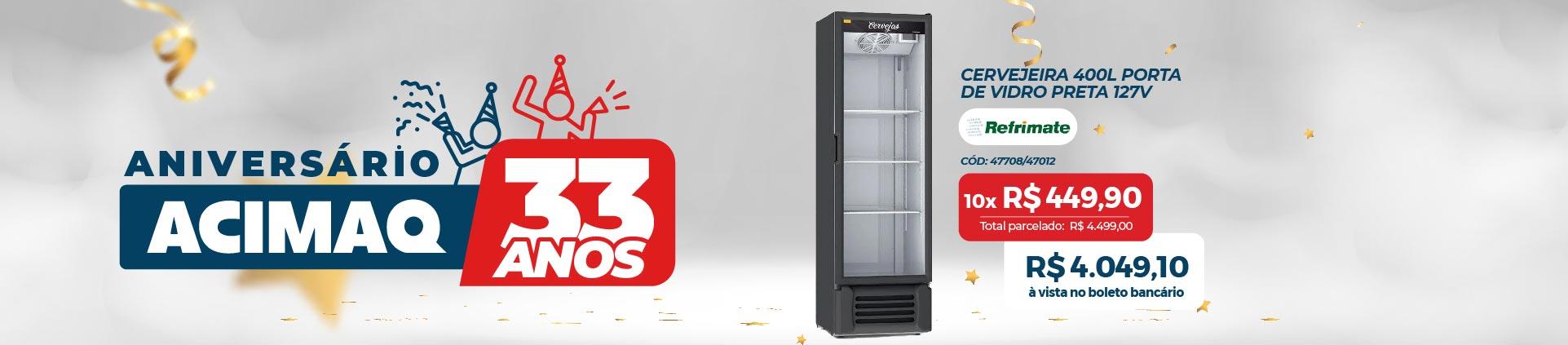 Campanha Niver Refrigerador